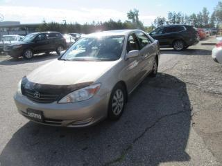 Used 2003 Toyota Camry GREAT SERVICE for sale in Newmarket, ON
