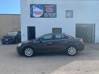 Used 2014 Buick Verano 4dr Sdn Convenience 1 for sale in Winnipeg, MB