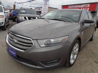 Used 2013 Ford Taurus 4DR SDN SEL FWD for sale in Brampton, ON