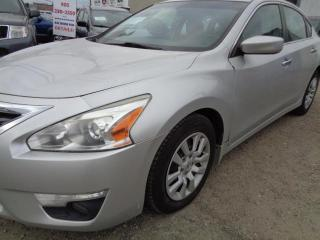 Used 2013 Nissan Altima 4dr Sdn I4 CVT 2.5 for sale in Brampton, ON
