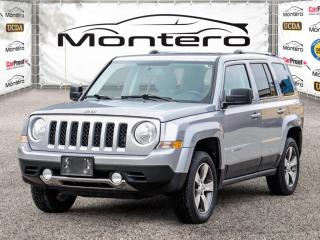 Used 2016 Jeep Patriot 4WD 4DR for sale in North York, ON