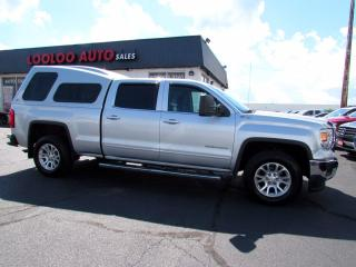 Used 2014 GMC Sierra 1500 SLE Z71 Crew Cab 4WD 5.3L Camera Bluetooth Certified for sale in Milton, ON