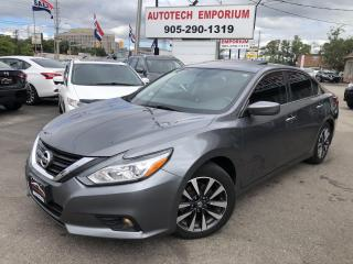 Used 2017 Nissan Altima SV Tech Navigation/Sunroof/Camera/Heated Seats*$149/biwkly for sale in Mississauga, ON