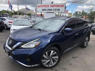 Used 2019 Nissan Murano SL Navigation/Carplay/Sunroof/Leather/AWD*$289/bw for sale in Mississauga, ON
