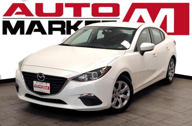 2015 Mazda MAZDA3 GX Certified!Alloys!WeApproveAllCredit!