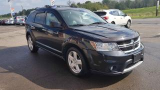 Used 2012 Dodge Journey R/T AWD for sale in Dunnville, ON