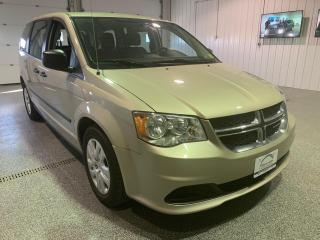 Used 2015 Dodge Grand Caravan SE #Clean Carfax #Low Kms for sale in Brandon, MB