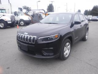 Used 2019 Jeep Cherokee Sport FWD for sale in Burnaby, BC