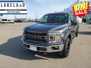 Used 2018 Ford F-150 - $295 B/W - Low Mileage for sale in Prince Albert, SK