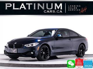 Used 2014 BMW 4 Series 428i xDrive, AWD, SPORT PKG, HEATED SEATS, KEYLESS for sale in Toronto, ON