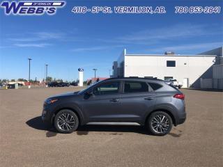 Used 2019 Hyundai Tucson 2.4L Luxury AWD  - Low Mileage for sale in Vermilion, AB