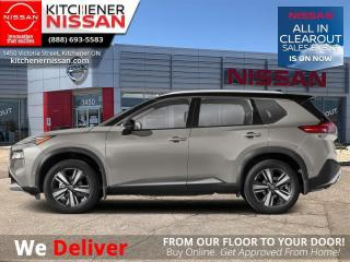 New 2021 Nissan Rogue Platinum  -  Navigation -  Leather Seats - $269 B/W for sale in Kitchener, ON