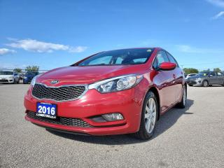 Used 2016 Kia Forte LX for sale in Sarnia, ON
