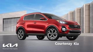 New 2022 Kia Sportage LX for sale in Courtenay, BC
