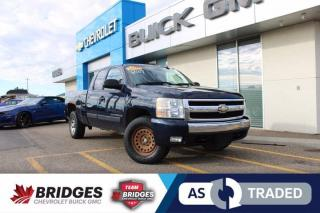 Used 2007 Chevrolet Silverado 1500 LT**AS TRADED SPECIAL** for sale in North Battleford, SK
