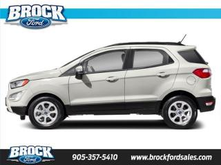 New 2021 Ford EcoSport SE for sale in Niagara Falls, ON