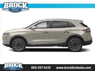 New 2021 Lincoln Nautilus RESERVE for sale in Niagara Falls, ON
