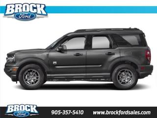 New 2021 Ford Bronco Sport Big Bend? for sale in Niagara Falls, ON