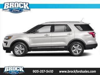 New 2018 Ford Explorer XLT for sale in Niagara Falls, ON