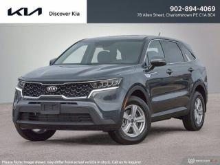 New 2021 Kia Sorento LX+ for sale in Charlottetown, PE