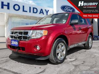 Used 2009 Ford Escape XLT for sale in Peterborough, ON