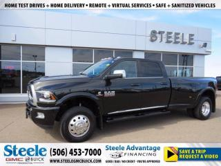Used 2018 RAM 3500 Limited for sale in Fredericton, NB