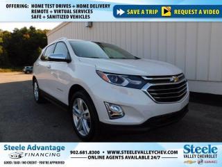 New 2021 Chevrolet Equinox Premier for sale in Kentville, NS