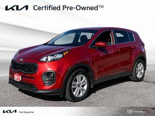 Used 2019 Kia Sportage LX FWD for sale in Port Dover, ON