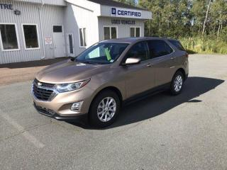 Used 2018 Chevrolet Equinox LT for sale in Amherst, NS