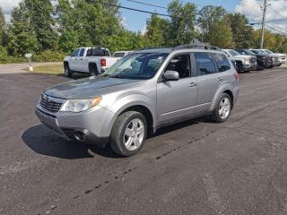 Used 2009 Subaru Forester 2.5x Limited for sale in Madoc, ON