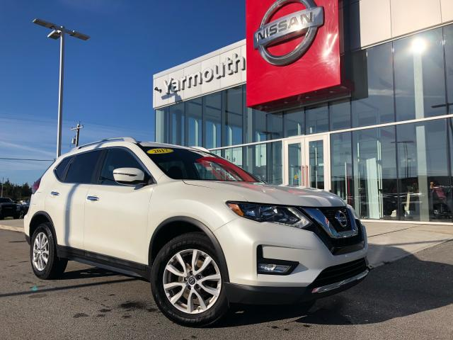 2017 Nissan Rogue SV, NO OPTION