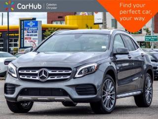 Used 2019 Mercedes-Benz GLA GLA 250 4Matic Only 8884 KM Panoramic Sunroof Backup Camera Bluetooth Heated Front Seats 19
