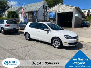 Used 2010 Volkswagen Golf for sale in Kitchener, ON