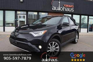 Used 2018 Toyota RAV4 LIMITED I NAVI I LEATHER I ROOF I AWD I BSM for sale in Concord, ON