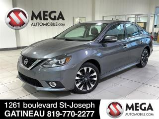 Used 2016 Nissan Sentra SR for sale in Gatineau, QC