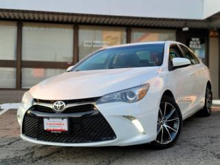 Used 2015 Toyota Camry XSE NAVI | Ultrasuede | Backup Camera | for sale in Waterloo, ON