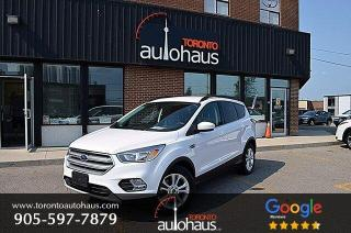 Used 2017 Ford Escape SE I REAR CAMERA I HTD SEATS for sale in Concord, ON
