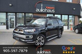 Used 2016 Toyota 4Runner LIMITED I 7 PASS I NAVI I LEATHER I SUNROOF for sale in Concord, ON