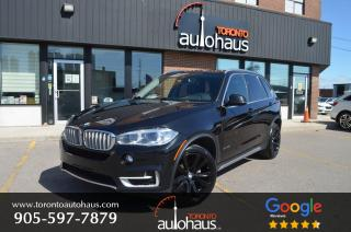 Used 2017 BMW X5 DIESEL I SPORT PKG I NAVI I PANORAMA I LDW I BSM for sale in Concord, ON