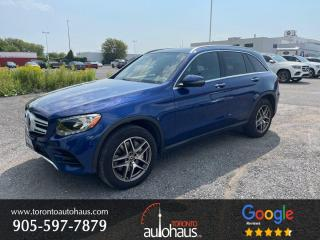Used 2017 Mercedes-Benz GL-Class GLC300 I NAVI I PANORAMA I AWD for sale in Concord, ON
