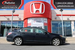 Used 2008 Honda Accord EX for sale in Sudbury, ON