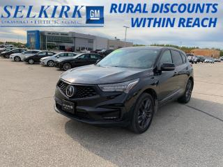 Used 2020 Acura RDX A-Spec for sale in Selkirk, MB