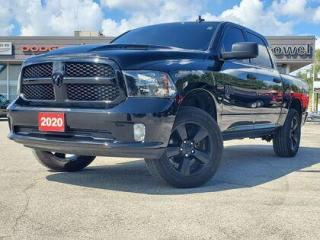 Used 2020 RAM 1500 CLASSIC for sale in Listowel, ON