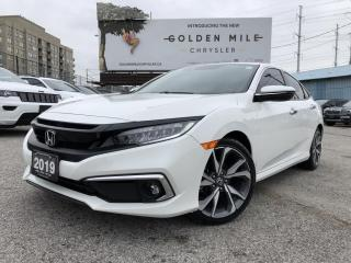 Used 2019 Honda Civic Touring for sale in North York, ON