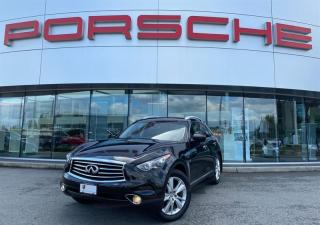 Used 2015 Infiniti QX70 3.7 Premium for sale in Langley City, BC