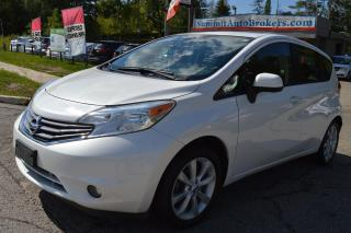 Used 2014 Nissan Versa Note SL for sale in Richmond Hill, ON