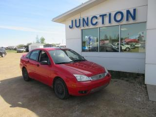 Used 2006 Ford Focus FWD SES for sale in Grimshaw, AB