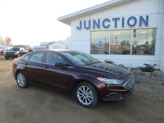 Used 2017 Ford Fusion AWD SE for sale in Grimshaw, AB
