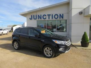 Used 2018 Ford Escape 4WD SE for sale in Grimshaw, AB