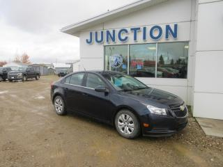 Used 2014 Chevrolet Cruze 1LT for sale in Grimshaw, AB